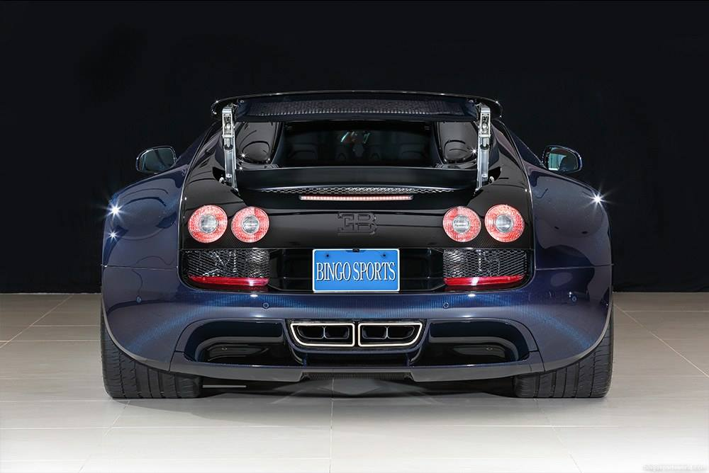 carverse epic find of the day blue carbon bugatti veyron. Black Bedroom Furniture Sets. Home Design Ideas