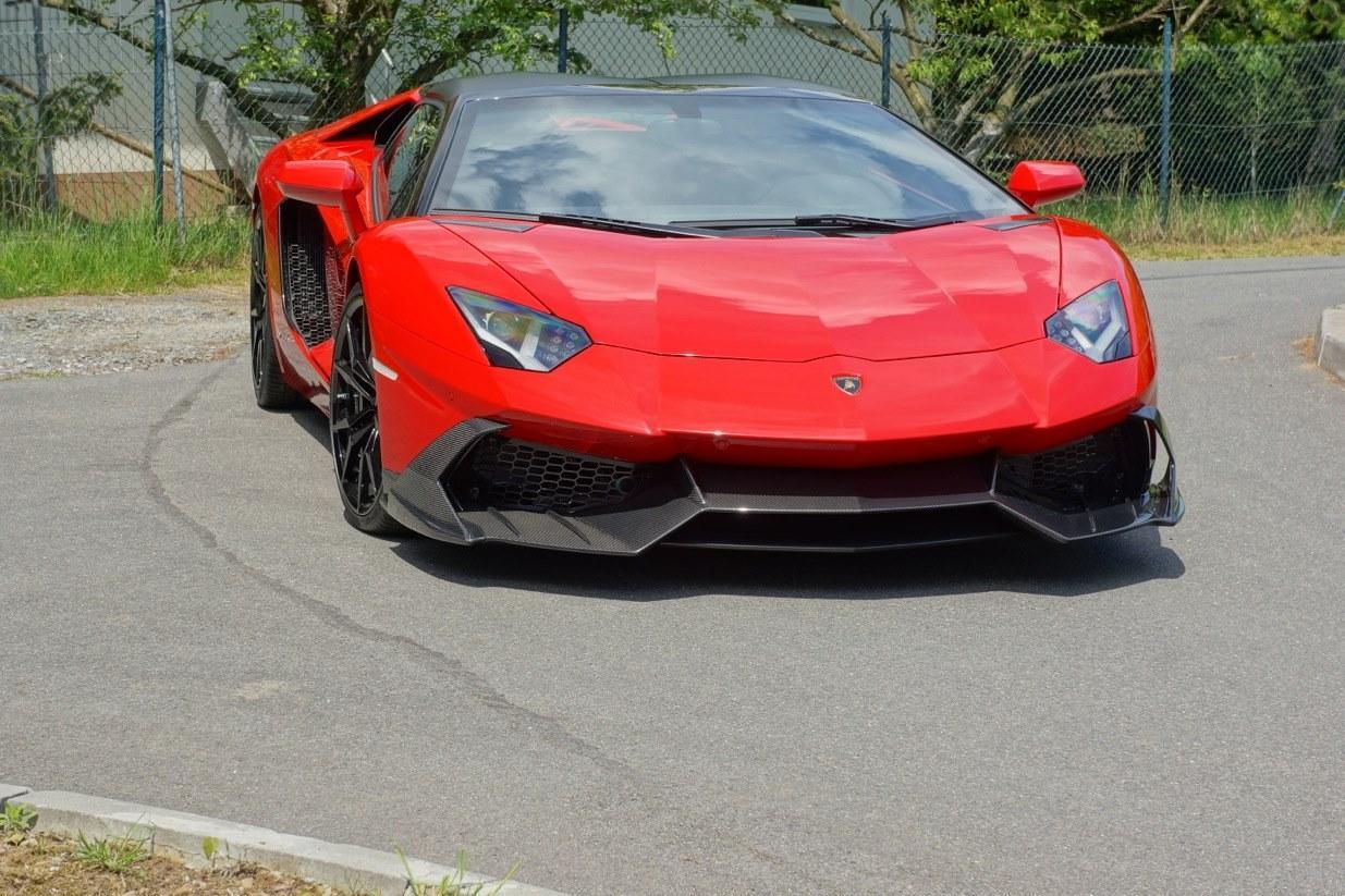 Mansory 1 600hp Lamborghini Aventador