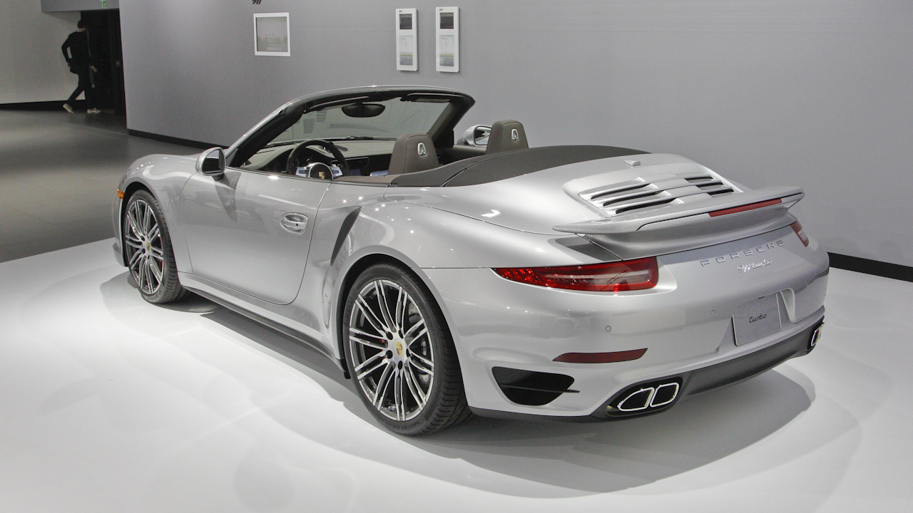 top porsches for 2015 - 911 Porsche Turbo 2015