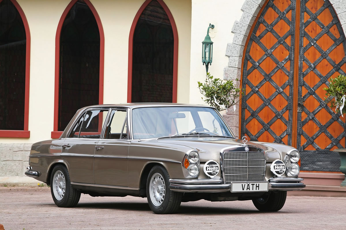 the greatest mercedes ever made 1968 mercedes 300 sel 6 3. Black Bedroom Furniture Sets. Home Design Ideas