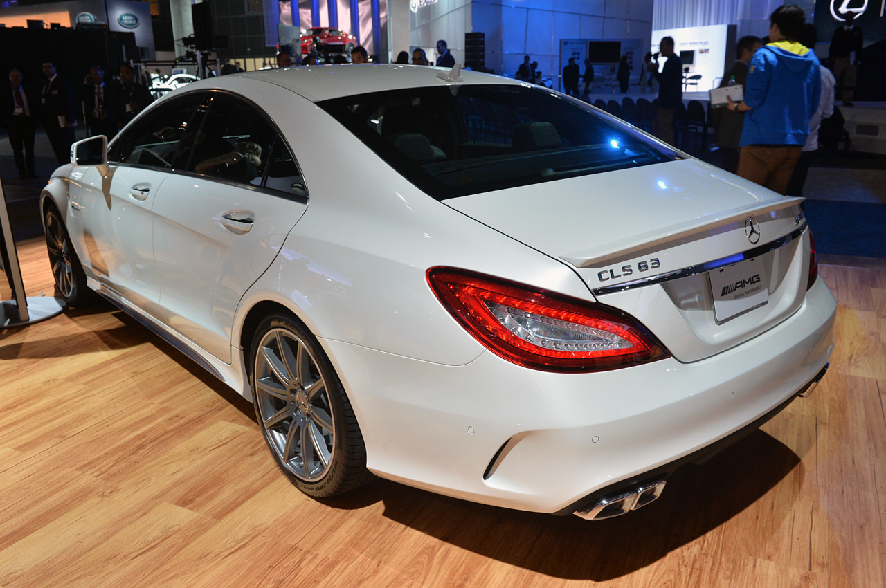2016 Mercedes Benz Cls63 Amg S 4matic Picture 5
