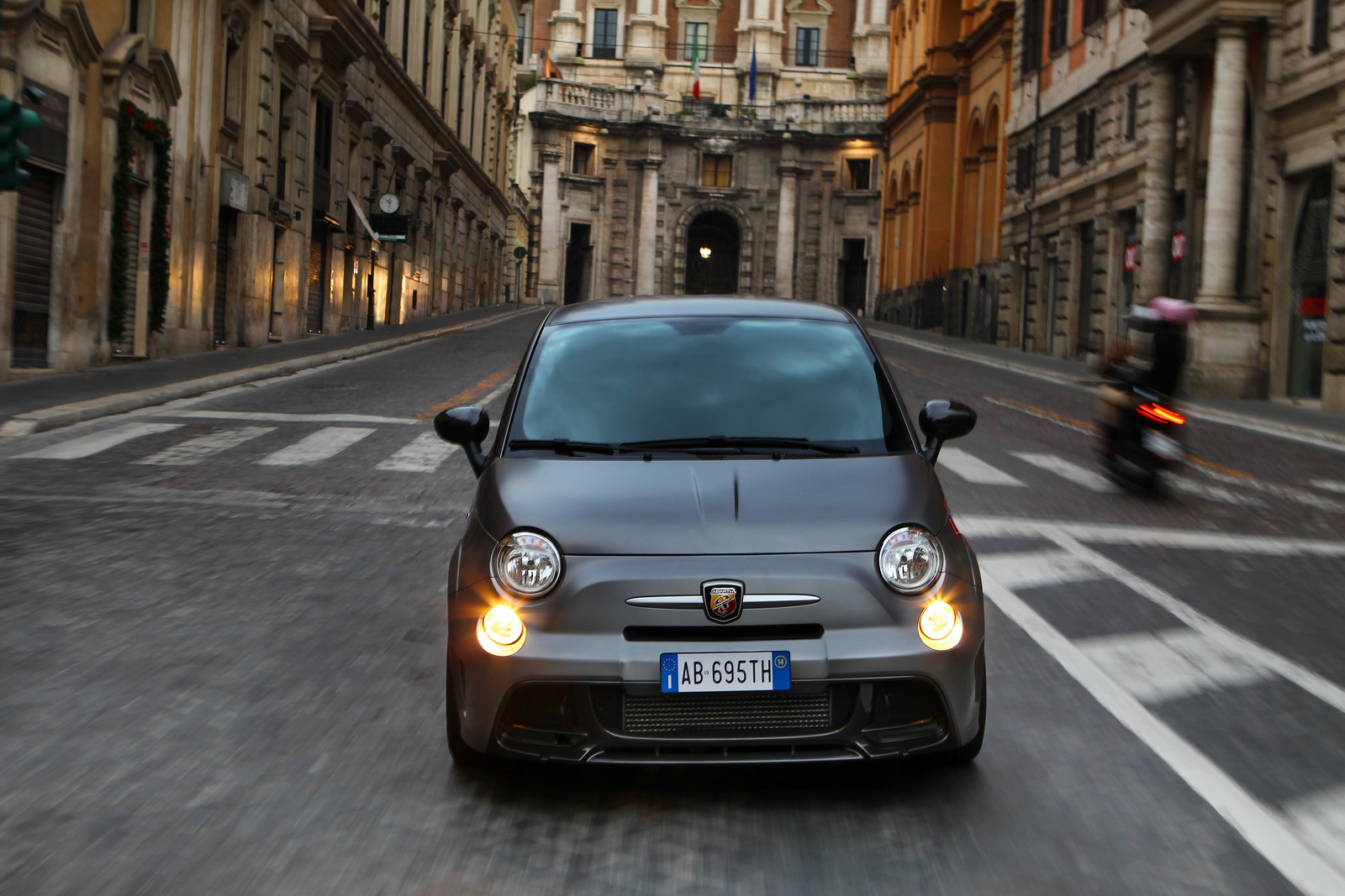 Fiat Abarth 695 Biposto Is The Fastest Abarth To Date
