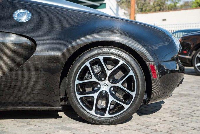 carverse epic find of the day bugatti veyron vitesse. Black Bedroom Furniture Sets. Home Design Ideas