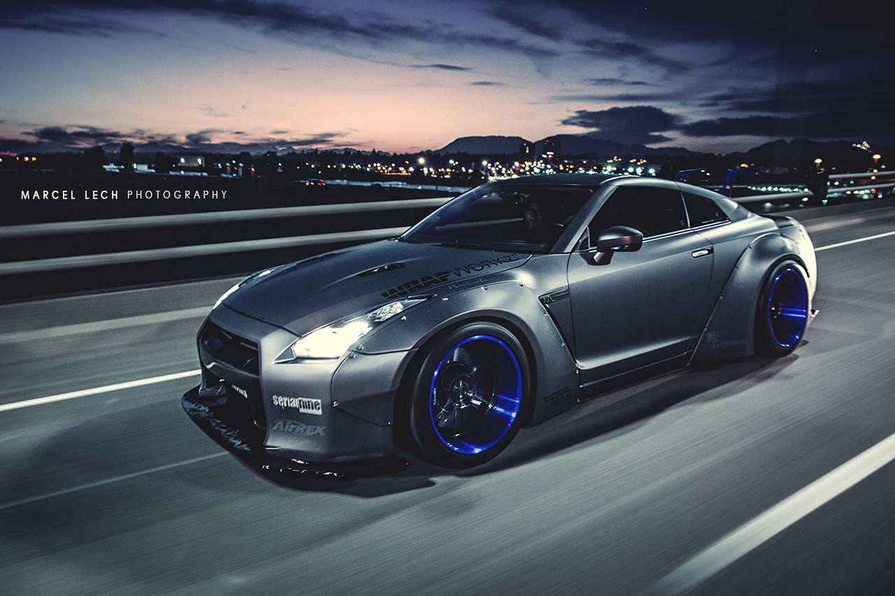 Lb Performance Nissan Gtr