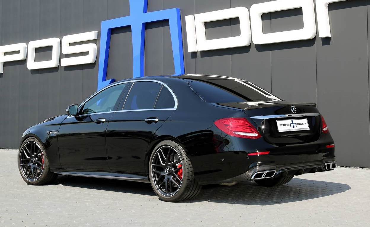 mercedes amg e63 s tuned to 880hp by posaidon. Black Bedroom Furniture Sets. Home Design Ideas