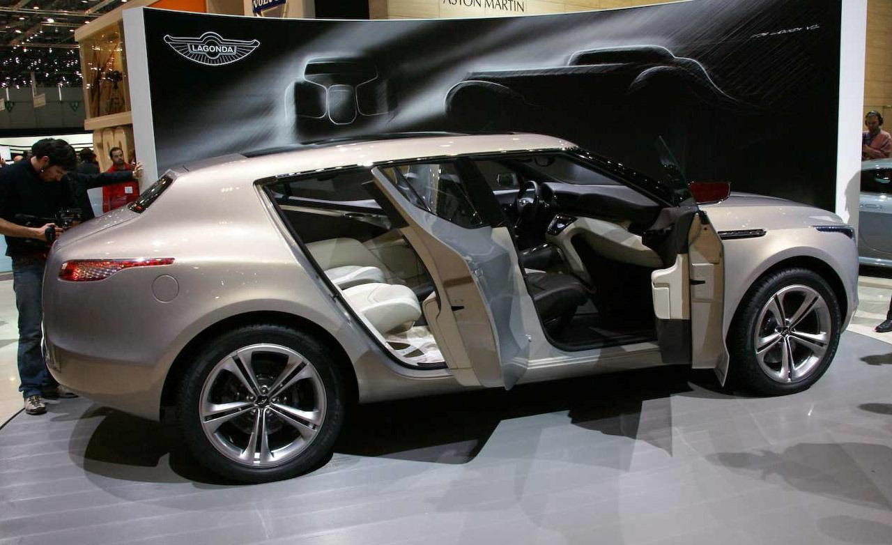 Aston Martin Suv Interior – Car Image Ideas
