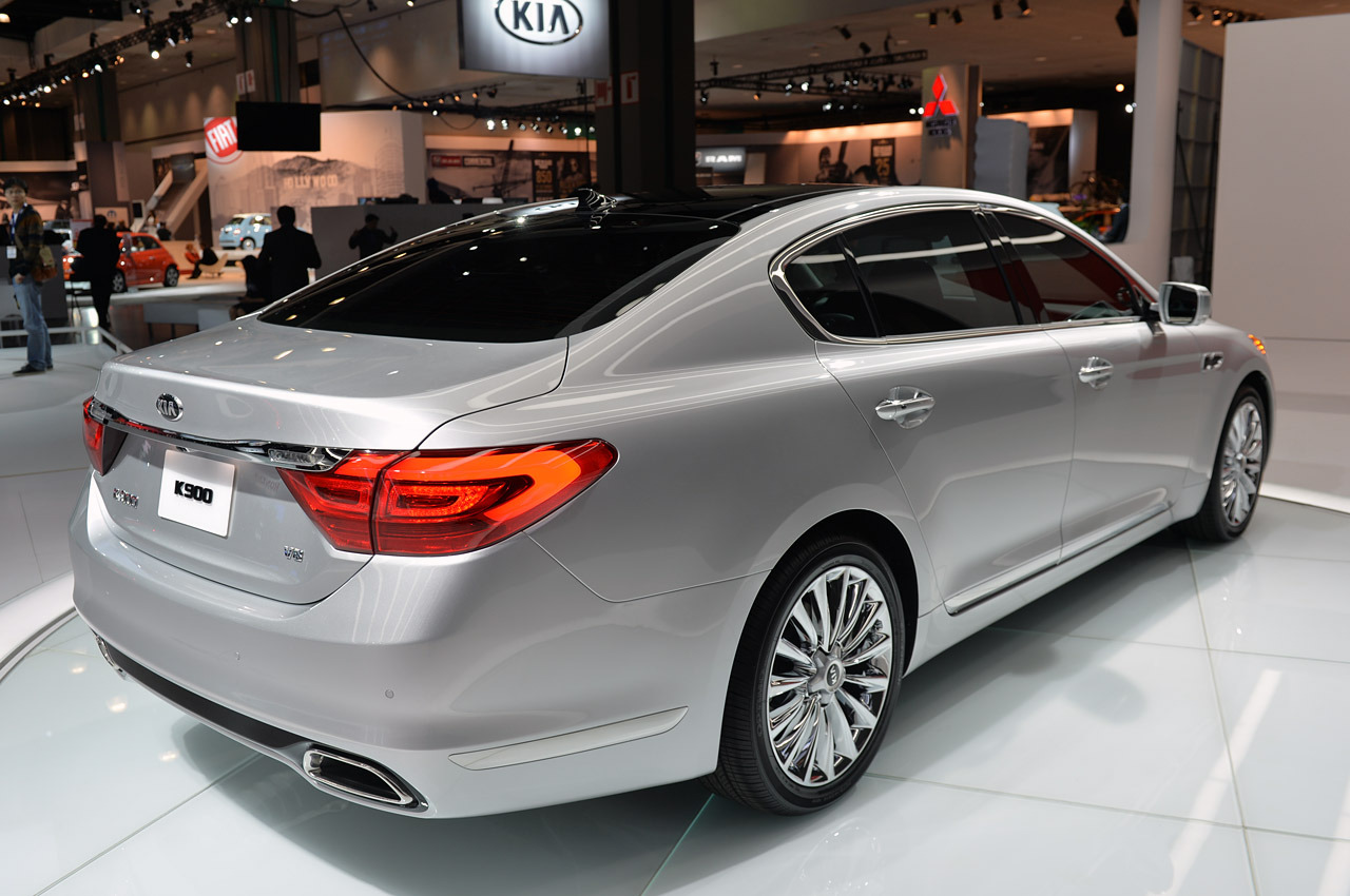 2015 kia k900 flagship sedan. Black Bedroom Furniture Sets. Home Design Ideas
