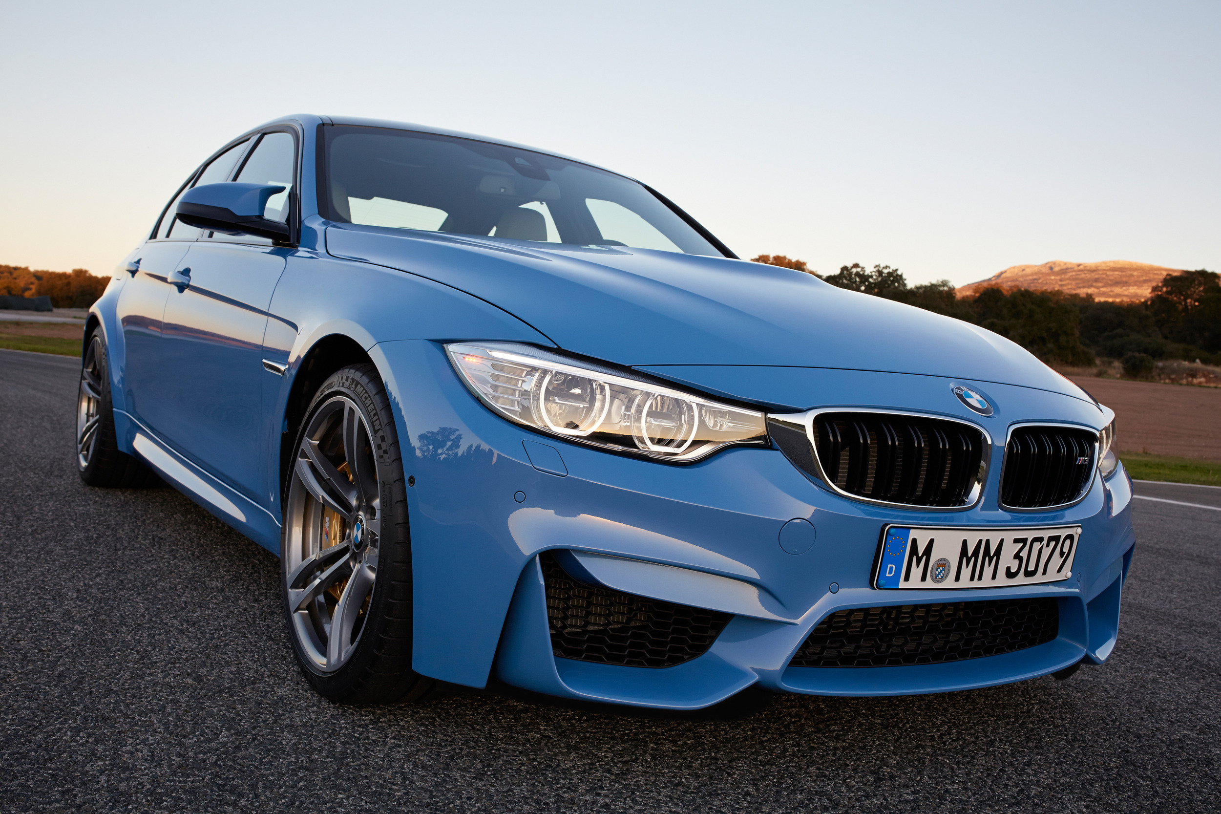 Official BMW M Sedan M Coupe - 2015 bmw m3 price