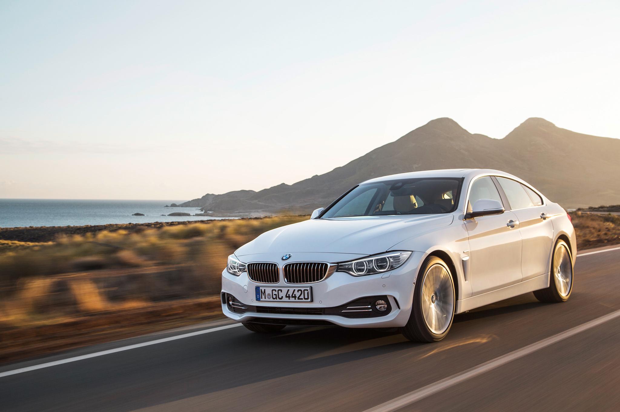 BMW Series Gran Coupe - 2014 bmw 4 series gran coupe price