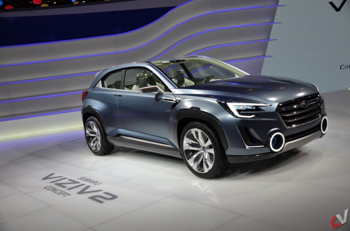 Subaru Tribeca 2016 >> Subaru Sets Major Goals For 2020