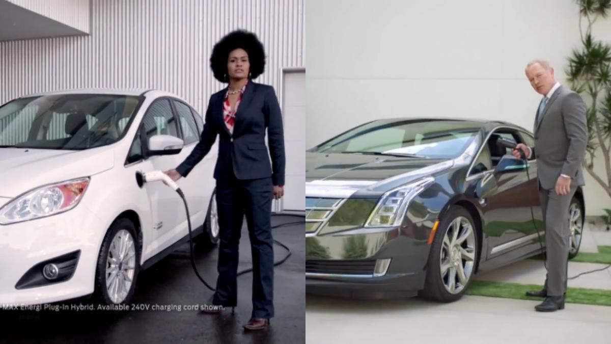 Ford Takes A Jab At General Motors