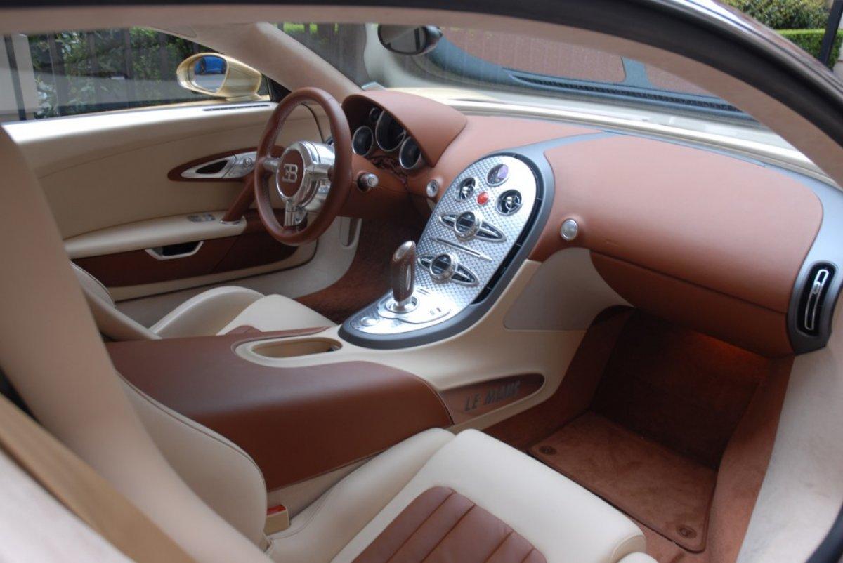 Bugatti Veyron Le Mans