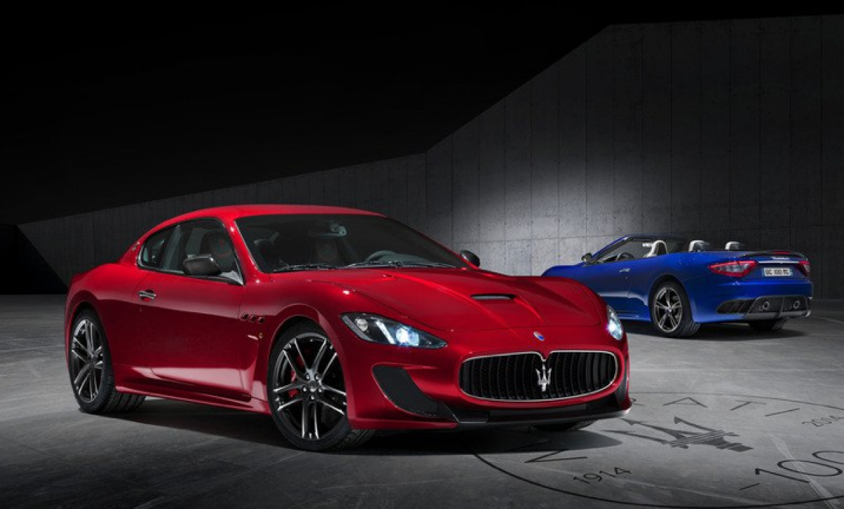 new york maserati introduces the granturismo mc. Black Bedroom Furniture Sets. Home Design Ideas