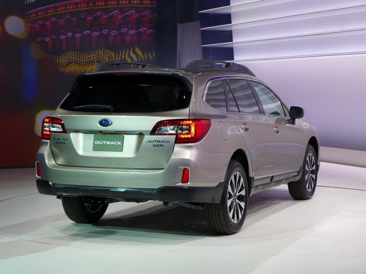 Consumer Reports Takes A Spin In The All New 2015 Subaru