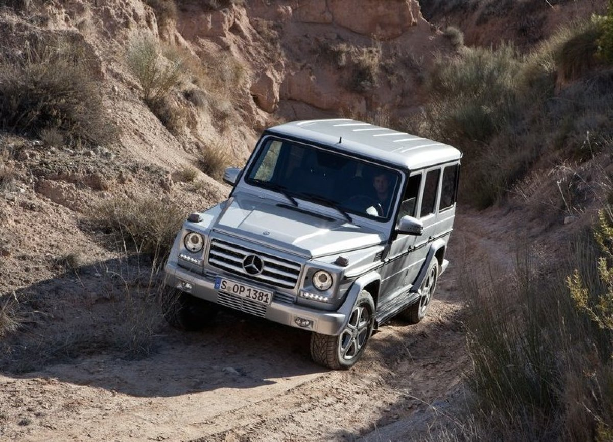 mercedes benz to launch g wagon replacement in 2017
