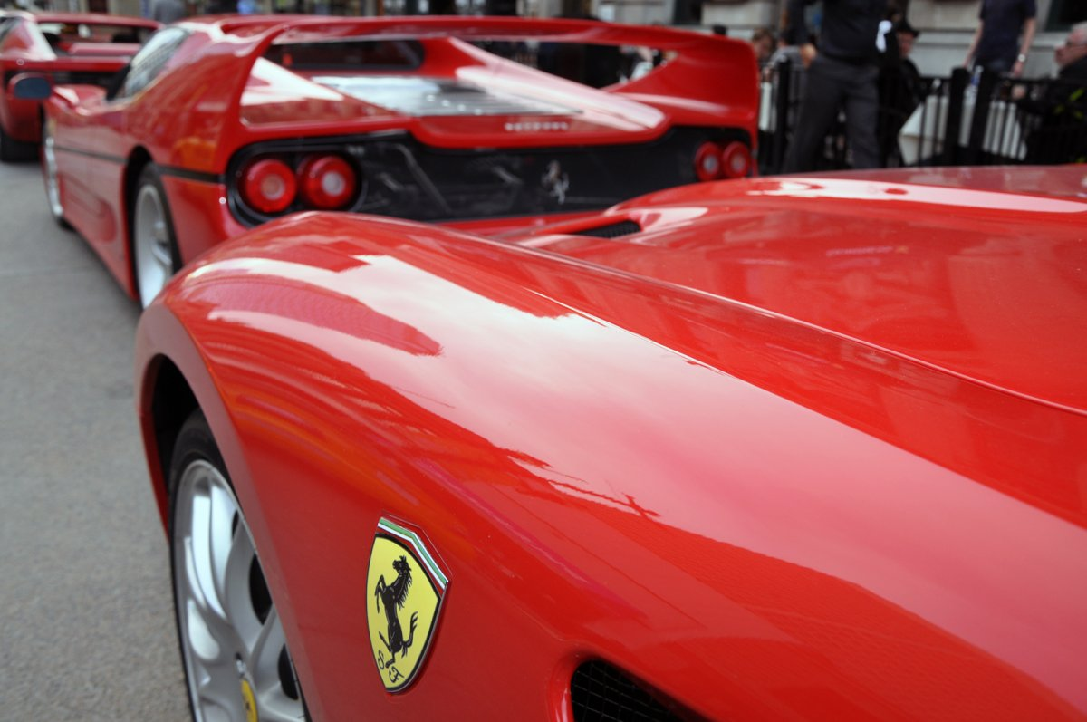 meet the ferrari club of america. Cars Review. Best American Auto & Cars Review