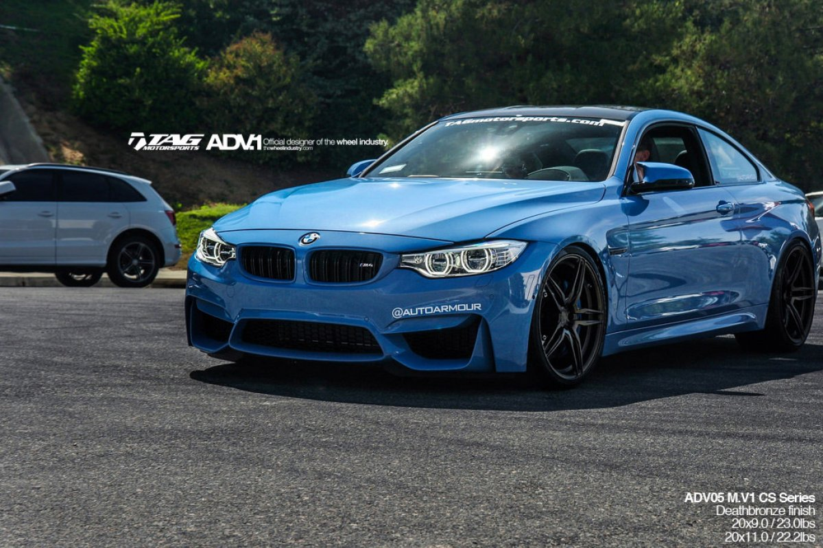 2014 Bmw M4 Modded By Tag Motorsports