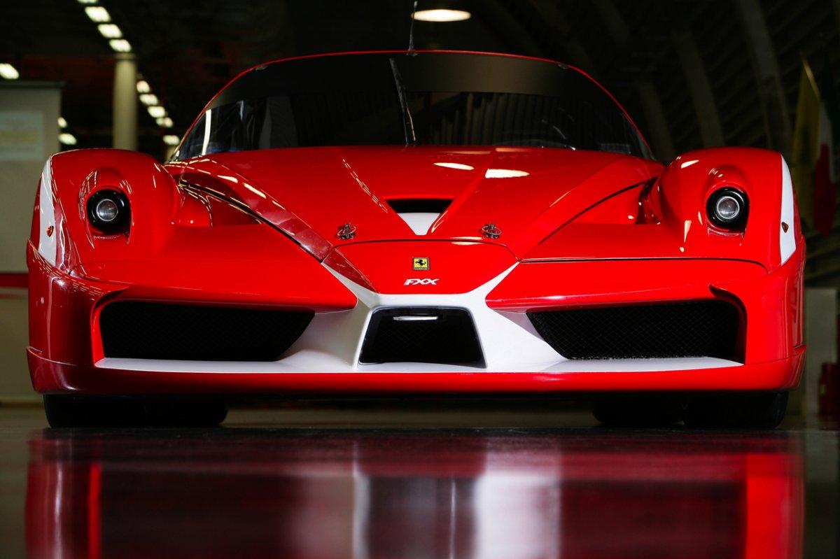 As Rare As A Unicorn Ferrari Evoluzione Is For Sale