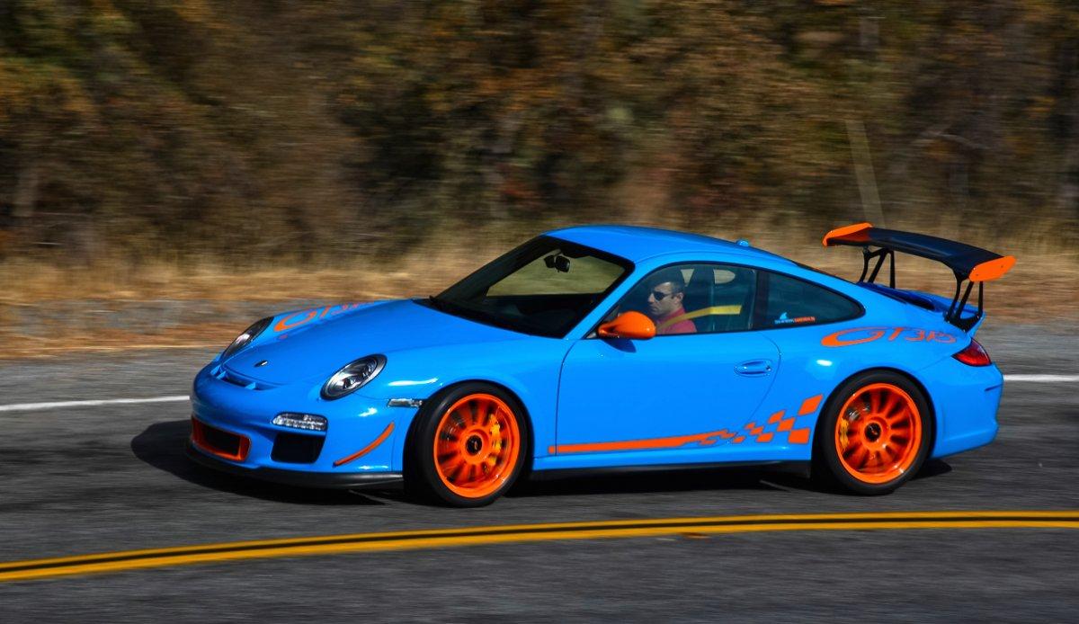 Video Joe Rogan S Sharkwerks Porsche Gt3 Rs