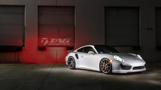 Porsche 991 Turbo by TAG picture 1