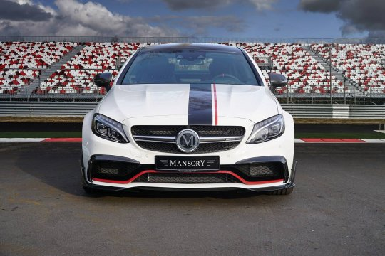 Mansory 2019 Mercedes-AMG C63 picture 1