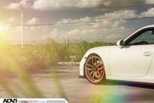 Porsche 911 GT3 Gold ADV.1 Wheels picture 6
