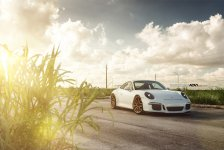 Porsche 911 GT3 Gold ADV.1 Wheels picture 8
