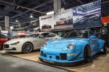 SEMA Madness European Cars picture 54