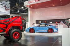 SEMA Madness European Cars picture 73
