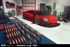 Lamborghini Huracan on New ADV.1 Wheels  picture 2