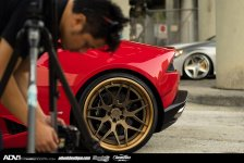Lamborghini Huracan on New ADV.1 Wheels  picture 3