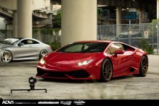 Lamborghini Huracan on New ADV.1 Wheels  picture 4