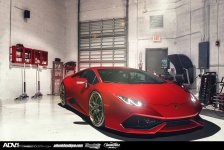 Lamborghini Huracan on New ADV.1 Wheels  picture 5
