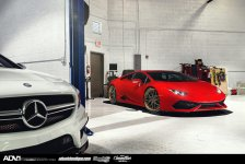 Lamborghini Huracan on New ADV.1 Wheels  picture 10