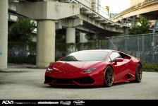 Lamborghini Huracan on New ADV.1 Wheels  picture 11