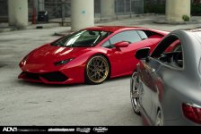 Lamborghini Huracan on New ADV.1 Wheels  picture 12