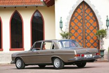 The Greatest Mercedes Ever Made: 1968 Mercedes 300 SEL 6.3 picture 2