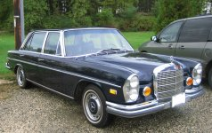 The Greatest Mercedes Ever Made: 1968 Mercedes 300 SEL 6.3 picture 5