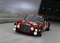The Greatest Mercedes Ever Made: 1968 Mercedes 300 SEL 6.3 picture 4