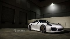 Porsche 991 Turbo by TAG picture 11