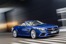 2017 Mercedes-Benz SL63 Gallery