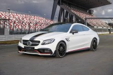 Mansory 2019 Mercedes-AMG C63 picture 2