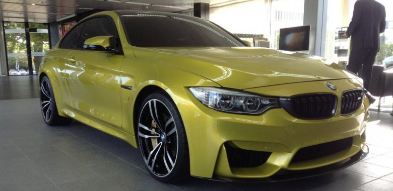 2014 BMW M3 & M4 Order Guide Released By BMW w/Pictures