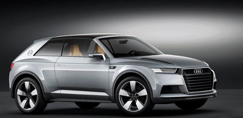 audi q1 suv to join lineup in 2016. Black Bedroom Furniture Sets. Home Design Ideas