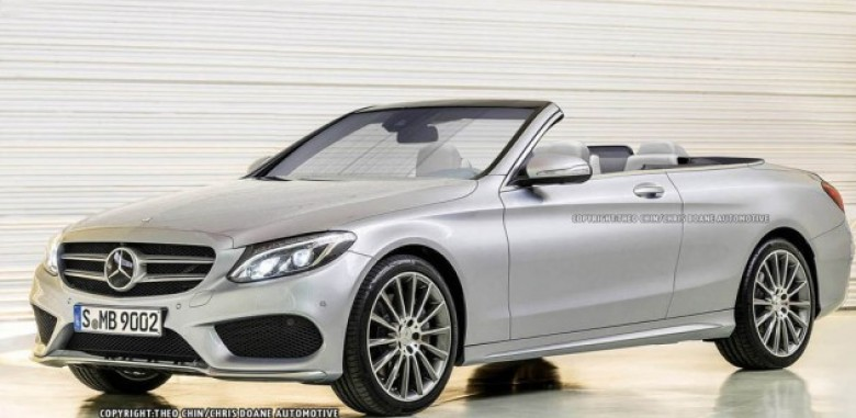 Mercedes Benz C Cl Soon To Be Added Into The Dynamic Drop Top Market