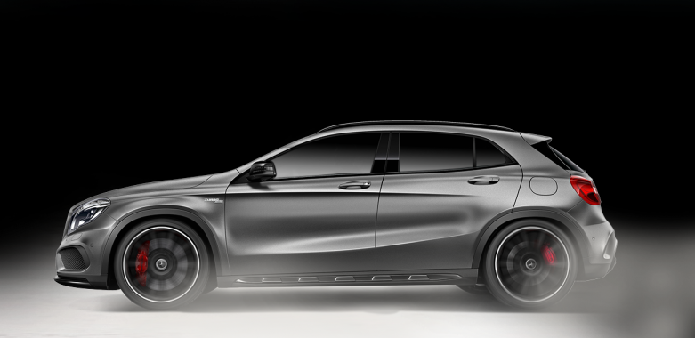 Mercedes benz releases new gla commercial for Mercedes benz new advert