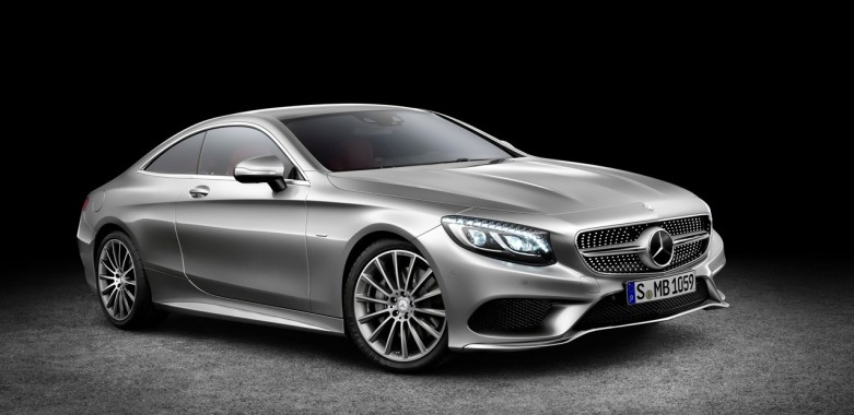 Official: 2015 Mercedes Benz S-Class Coupe Arrives In Style