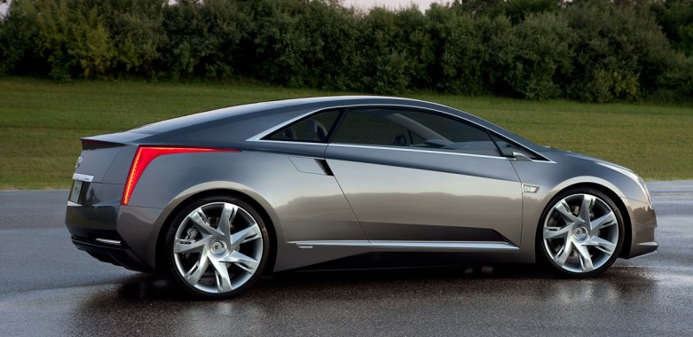 New Cadillac ELR Commercial