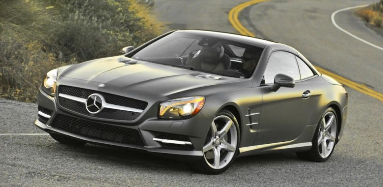 2015 mercedes benz sl class to receive some engine revisions. Black Bedroom Furniture Sets. Home Design Ideas