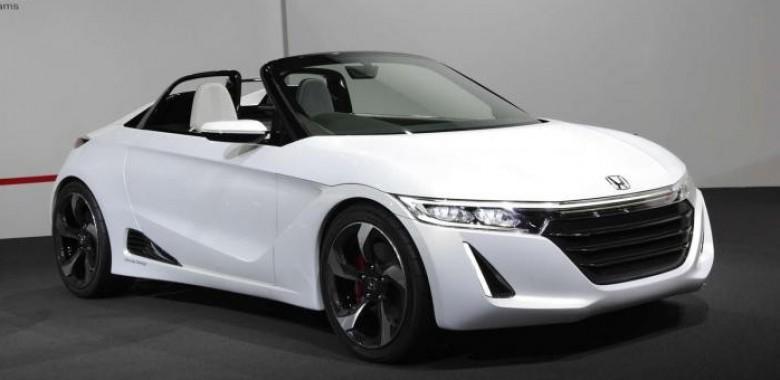 Honda S660 Concept Made Reality